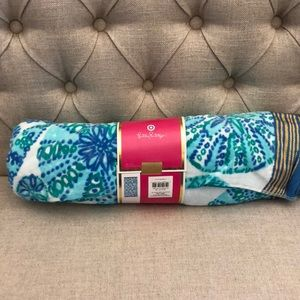 NWT! Lilly Pulitzer Beach towel from target
